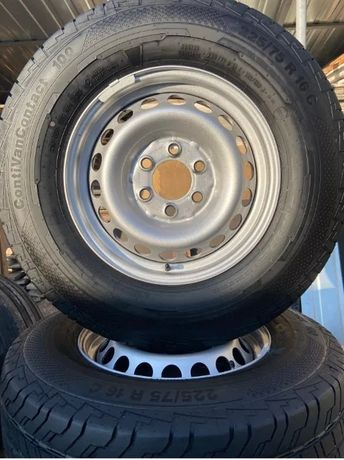 Шини з дисками Continental 225/75 R16C