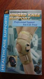 Orteza, stabilizator kolana