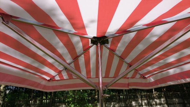 Parasol handlowy 2 x 2 Producent parasole ogrodowe namiot