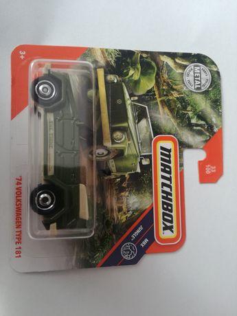 Matchbox volkswagen typ 181