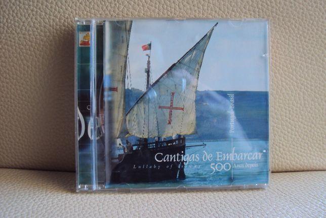 CD 'Cantigas de Embarcar'