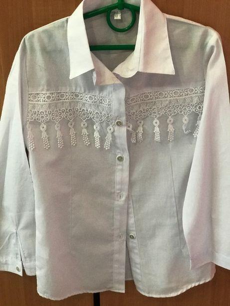 Блузка нарядная , школьная