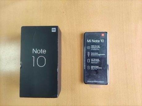 Xiaomi Mi Note 10 - Como novo e com garantia
