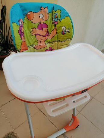 Cadeira Chicco Polly 2 em 1