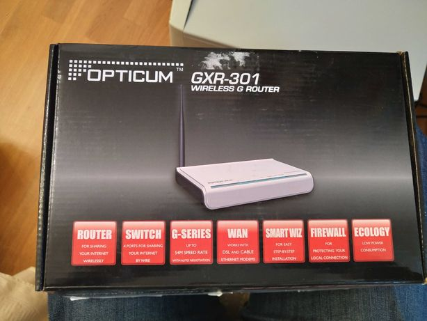 Роутер Opticum GXR-301