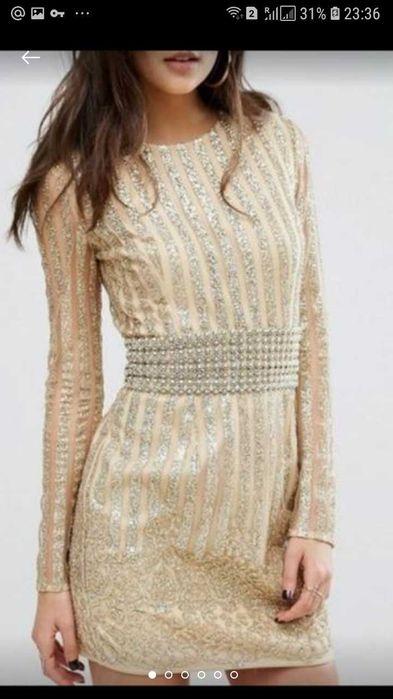 Роскошное платье  ASOS Акимовка - изображение 1