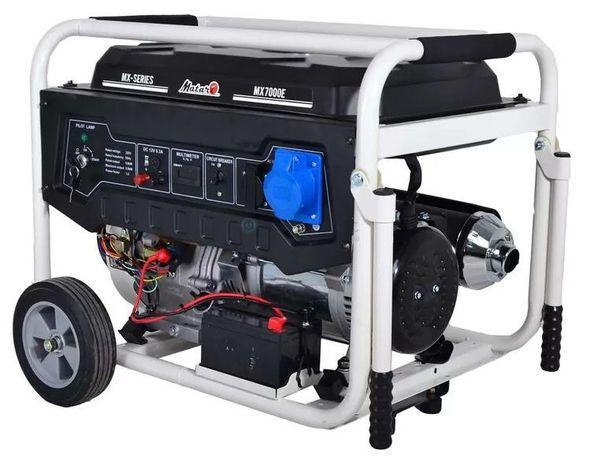 Генератор бензиновый 6 кВт Matari MX7000E