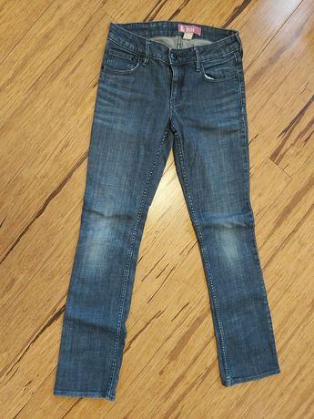 Spodnie jeansowe 158