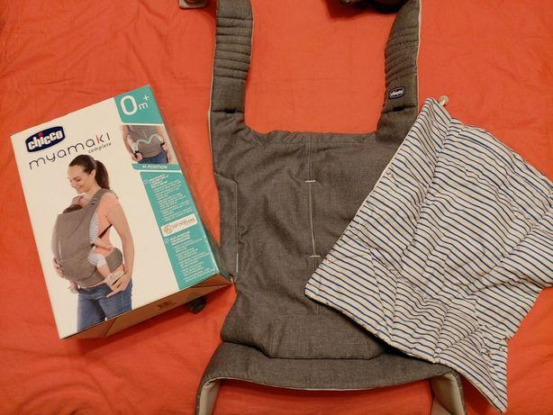 Нагрудная сумка Chicco Myamaki Complete