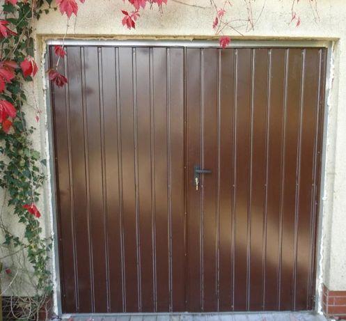 Brama dwuskrzydłowa 250x190 bramy rozwierne na wymiar Dostawa Gratis