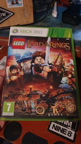 Lego władcy pierścieni PL Xbox 360