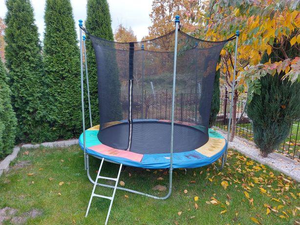 Trampolina ogrodowa 8 stóp 244cm