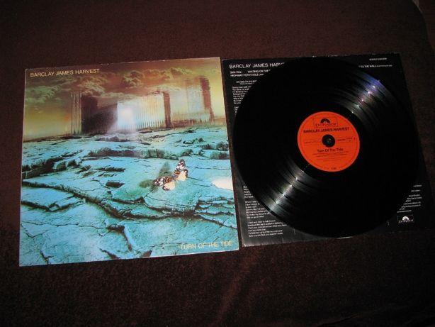 Barclay James Harvest – Turn Of The Tide,płyta winylowa