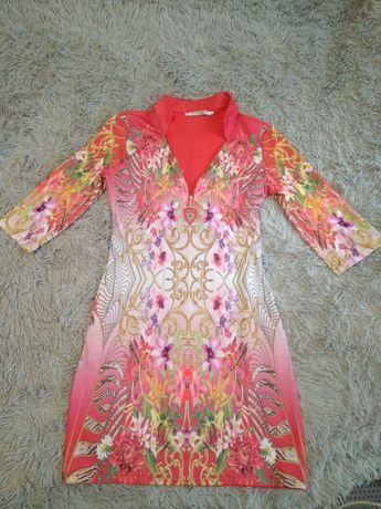 Платье красное, Италия
