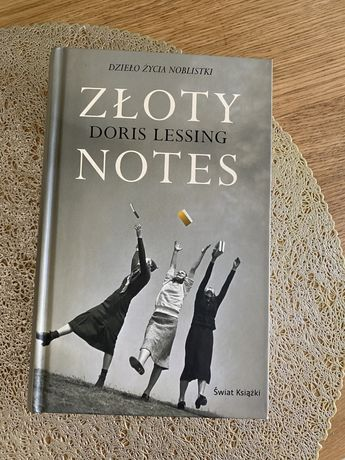 """Złoty notes"" Doris Lessing"