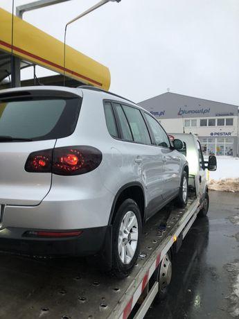 Lampy tylne Led VW Tiguan