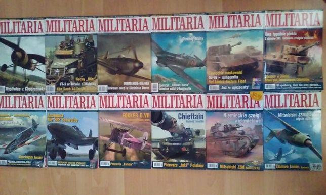 Militaria XX wieku Wydawnictwo Kagero Ilustrowany magazyn historyczny