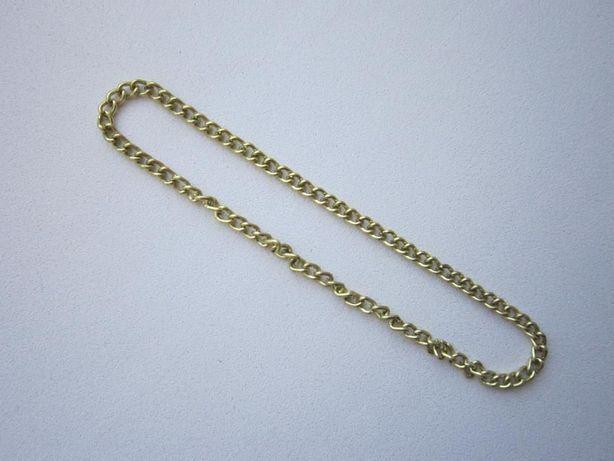 браслет желтый металл винтаж