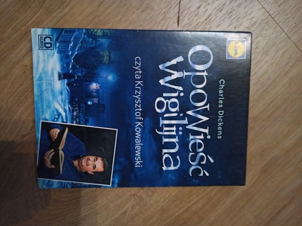 Audiobook opowieść wigilijna