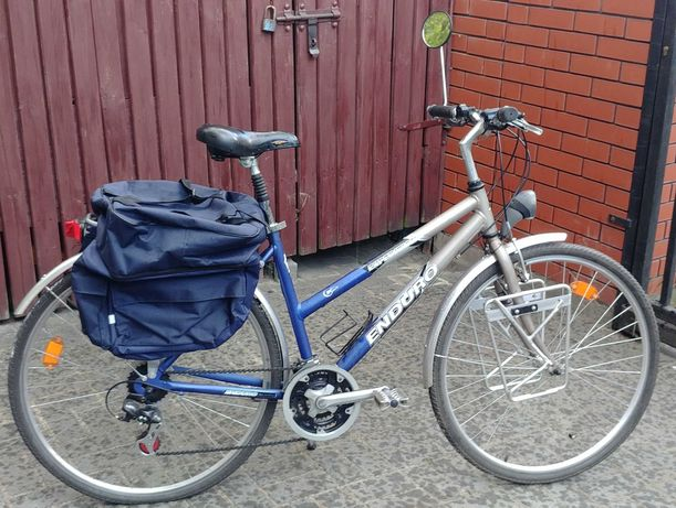 Rower trekkingowy Enduro Expedition