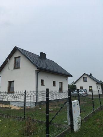 Domki Muszelki nad morzem w Sarbinowie- 6 osób(kuchnia + 2 łazienki)