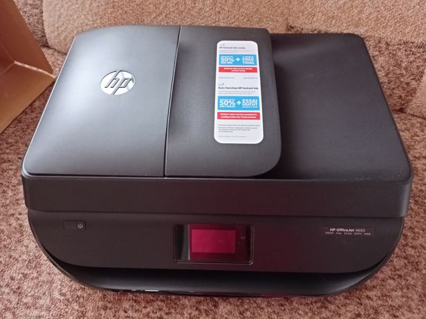 Прінтер hp officejet 4650
