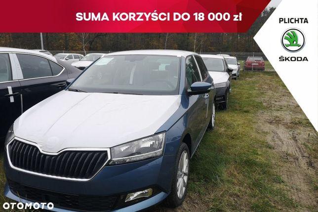 Škoda Fabia Style 1.0 Tsi (110km) + Pakiet Comfort + Przedłużona