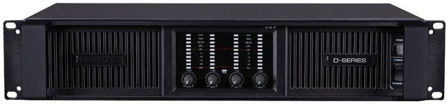 Wzmacniacz mocy klasy TD D64 4X2100W/4OHM