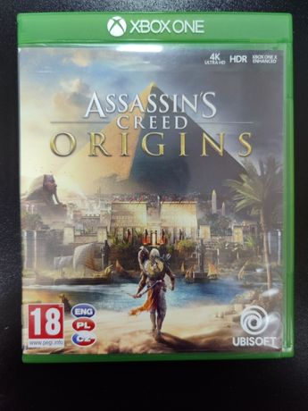 Assassin's Creed Origins PL Xbox One