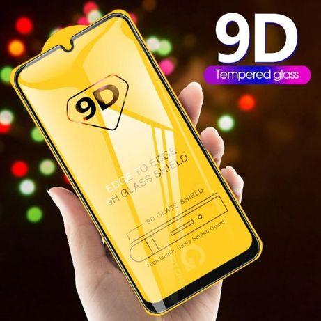 9D Защитное стекло HUAWEI P Smart plus Z P30 Lite Y5 2019 Honor 8x