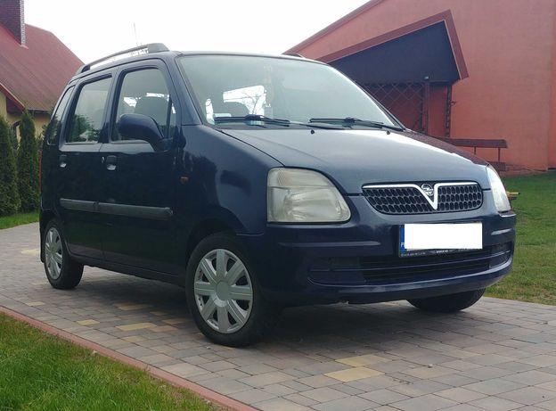 Opel Agila 1.2 16V 2001r. BRAK RDZY