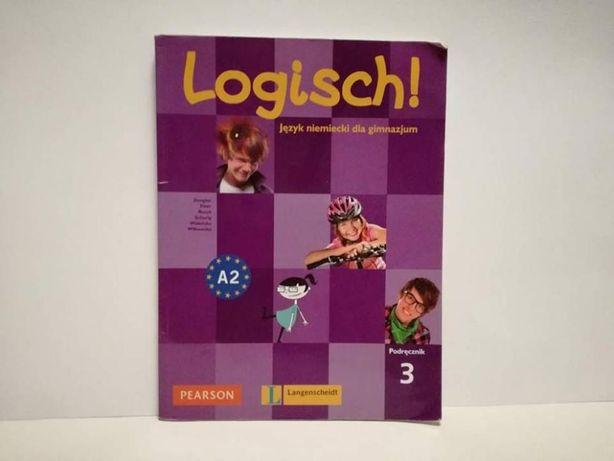 LOGISCH Język niemiecki podręcznik 3 A2