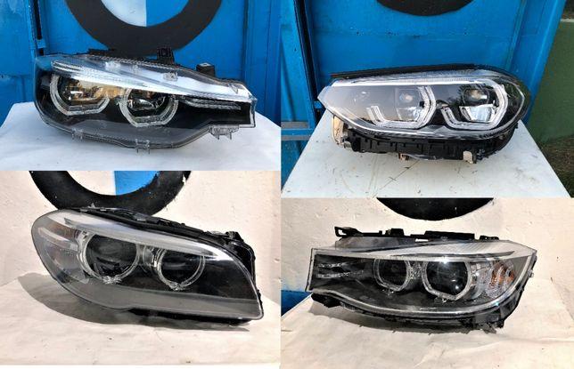 Фари BMW F10 , F30 , F20 , F45 , G01, X5 E53 , E60 , E90 ...