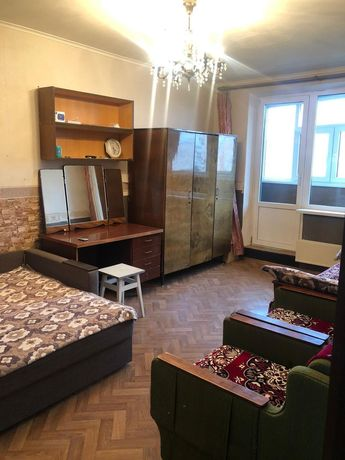 Сдам 1 комнатную квартиру Алексеевка 1 дом от метро