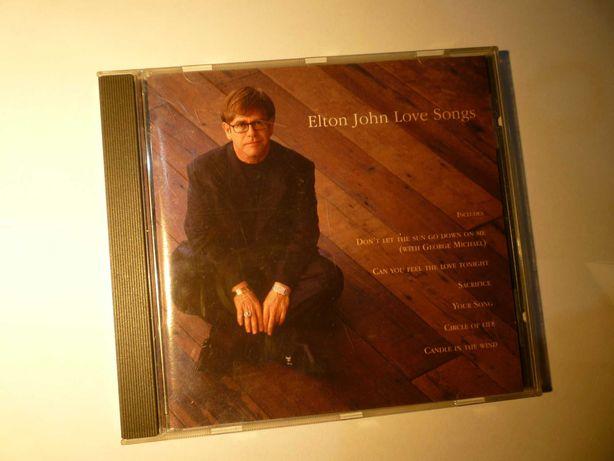 Elton John - Love Songs CD