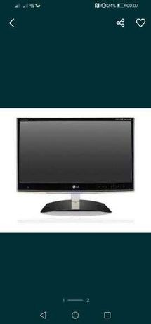 Tv led LG 24' 3D
