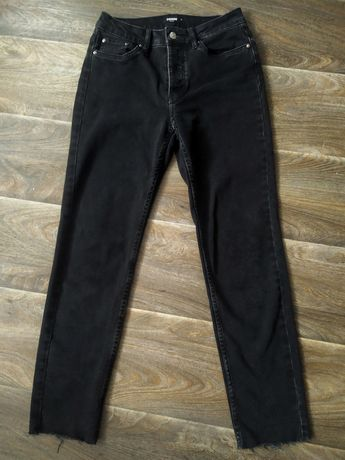 Новые джинсы черные