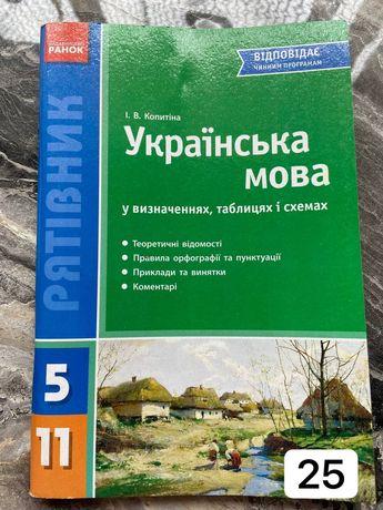 Література для підготовки до ЗНО
