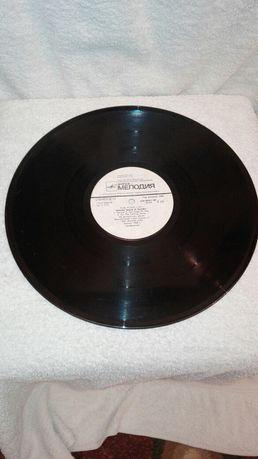Płyta winylowa ruska Pink Floyd z 1990 roku.