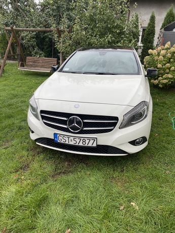 Mercedes A200, 2013