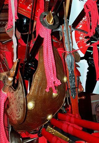 Samurajowie w skali 1\1 190cm