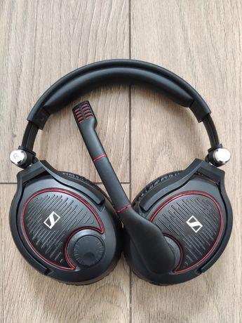 Słuchawki Sennheiser Game ZERO Black / stan idealny