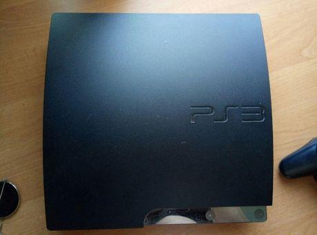 PS3 Slim 160 gb слетела прошивка ,не забаненная продаю новую