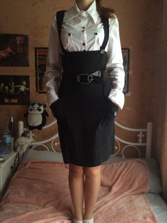 Рубашка женская школьная форма