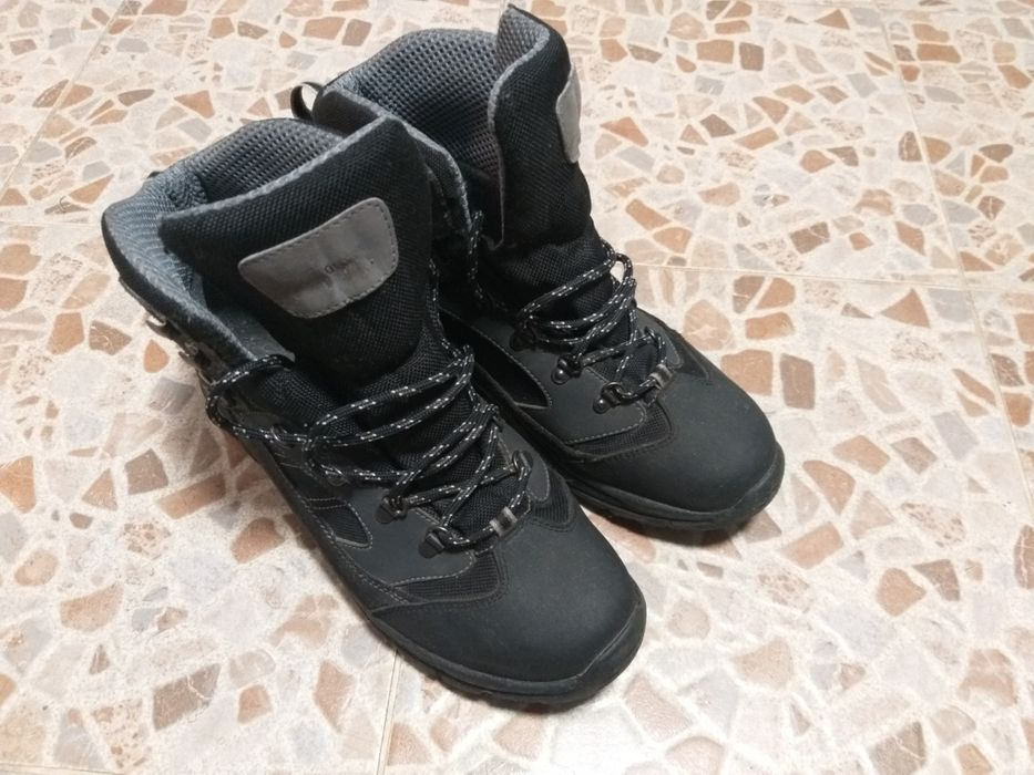 Мужские ботинки Mountain c мембраной Украинка - изображение 1