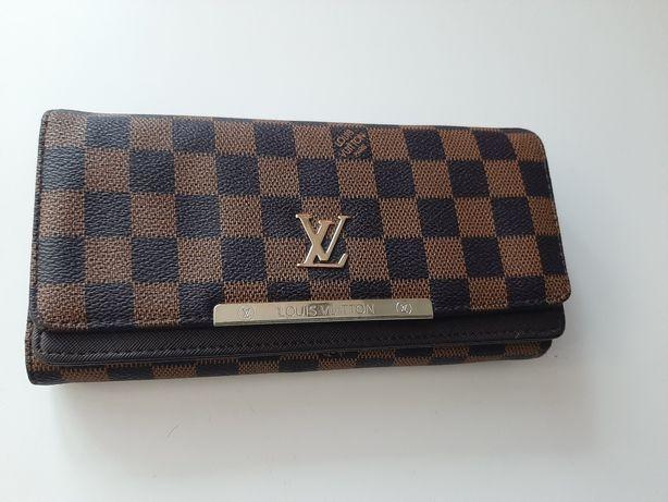 Portfel damski ala Louis Vuitton