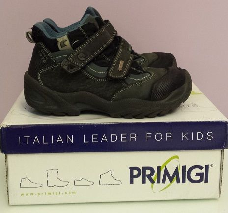 Primigi – Wygodne chłopięce buty z Gore-Texem – rozmiar 32