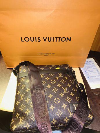 Bolsa Grande Louis Vuitton