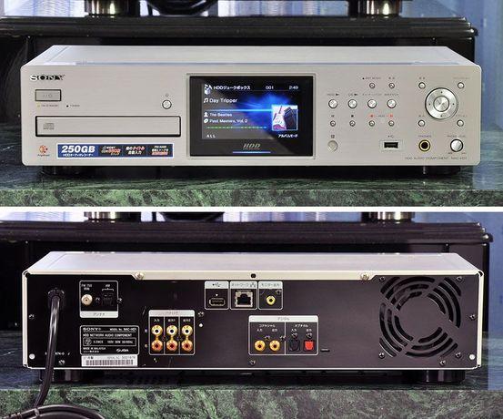 Sony NAC-HD1E Giga Juke 250GB USB Odtwarzacz mp3