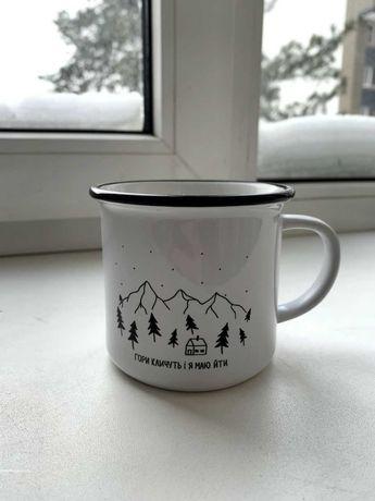 Чашка / кружка  керамічна